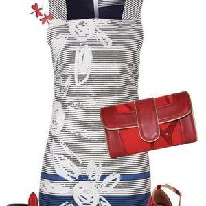 Esther Dress by Desigual NWT sz 6 Gorgeous!